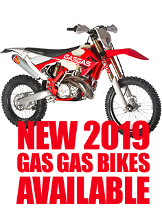 New 2019 Gas Gas bikes in stock!