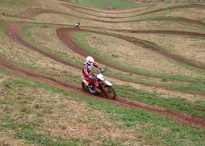 Gas Gas MX course